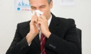 Fúkanie nosa