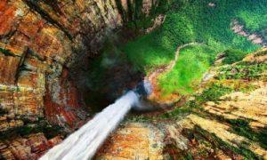 Dračie vodopády