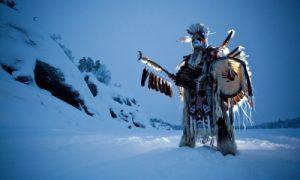 Snehový bojovník