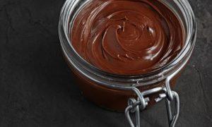 Čokoládové lieskové orechy