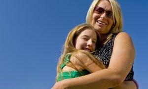 Matka s dcérou
