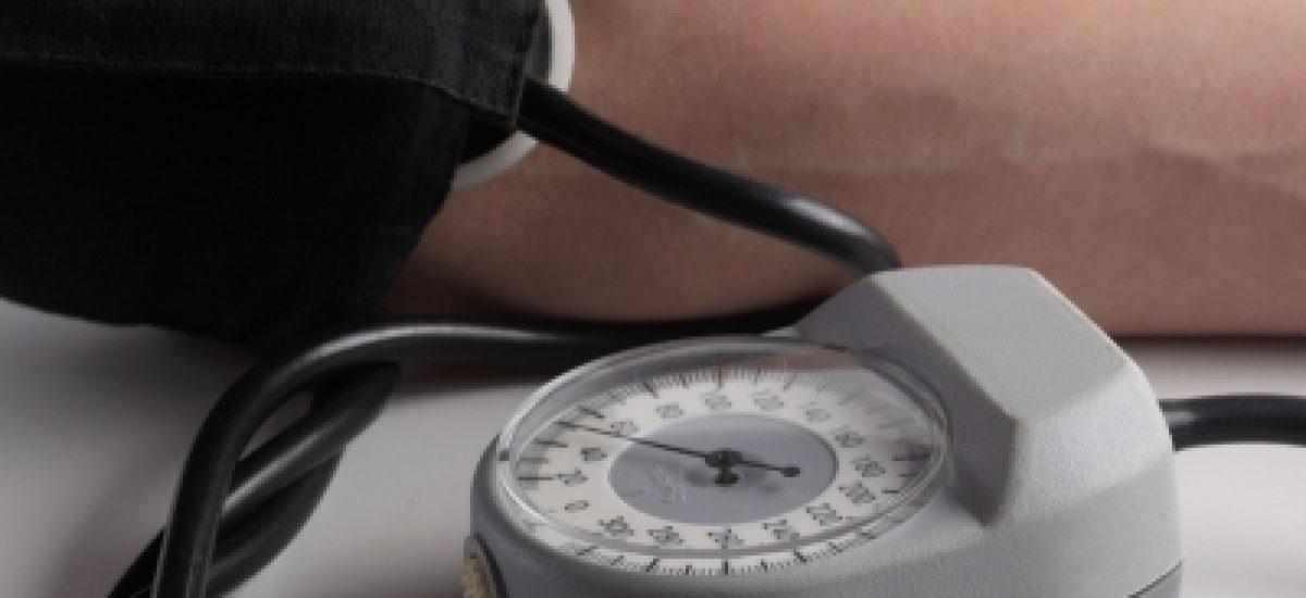 meranie tlaku