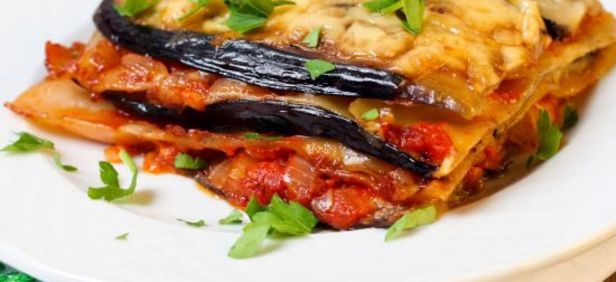 Rastlinné lasagne