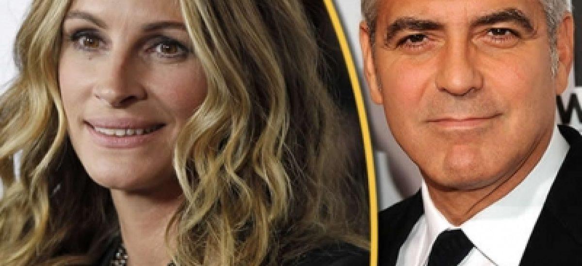 Julia Roberts a George Clooney