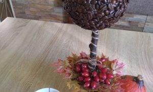 Kávový stromček