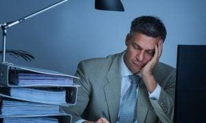 Pracovná únava
