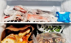 Mraziaci priestor chladničky