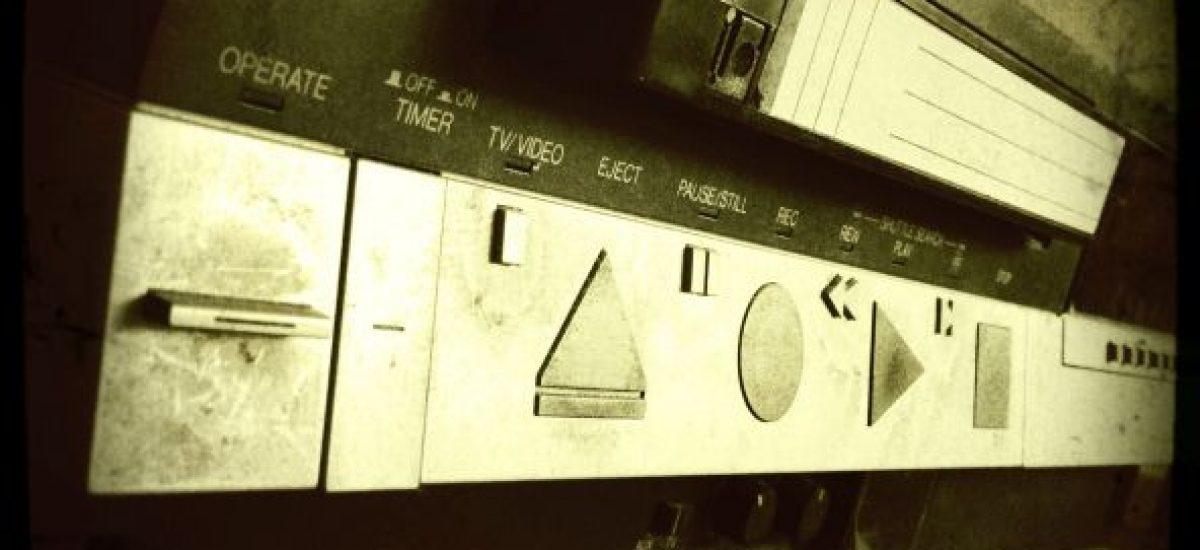 Videorekordér