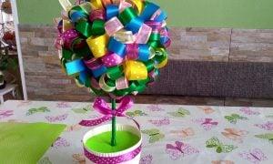 Jarný stromček