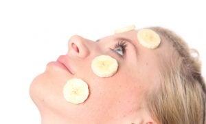 Banánová maska