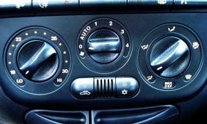 Klimatizácia vozidiel