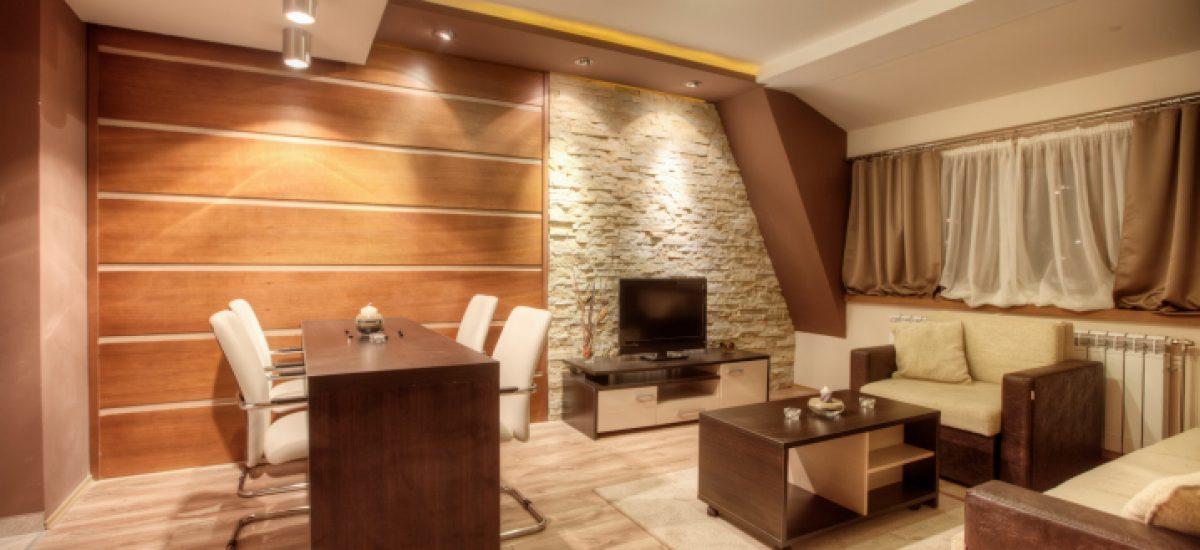 Moderný interiér
