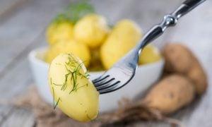 Čerstvé zemiaky