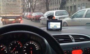 Navigácia do auta