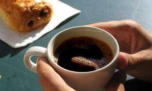 Šálka s kávou