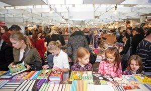 Výstava kníh v bratislavskej Inchebe