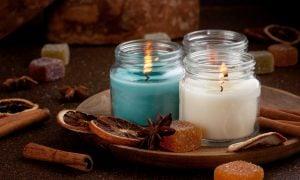 Vonné sviečky