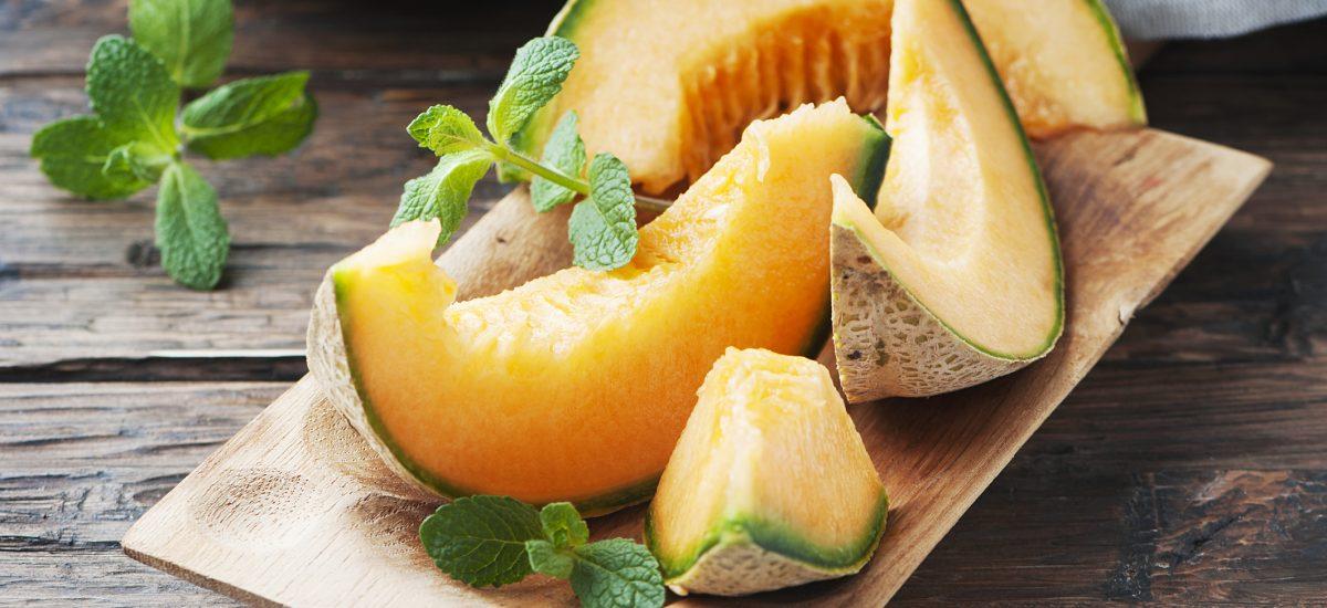 Oranžový melón