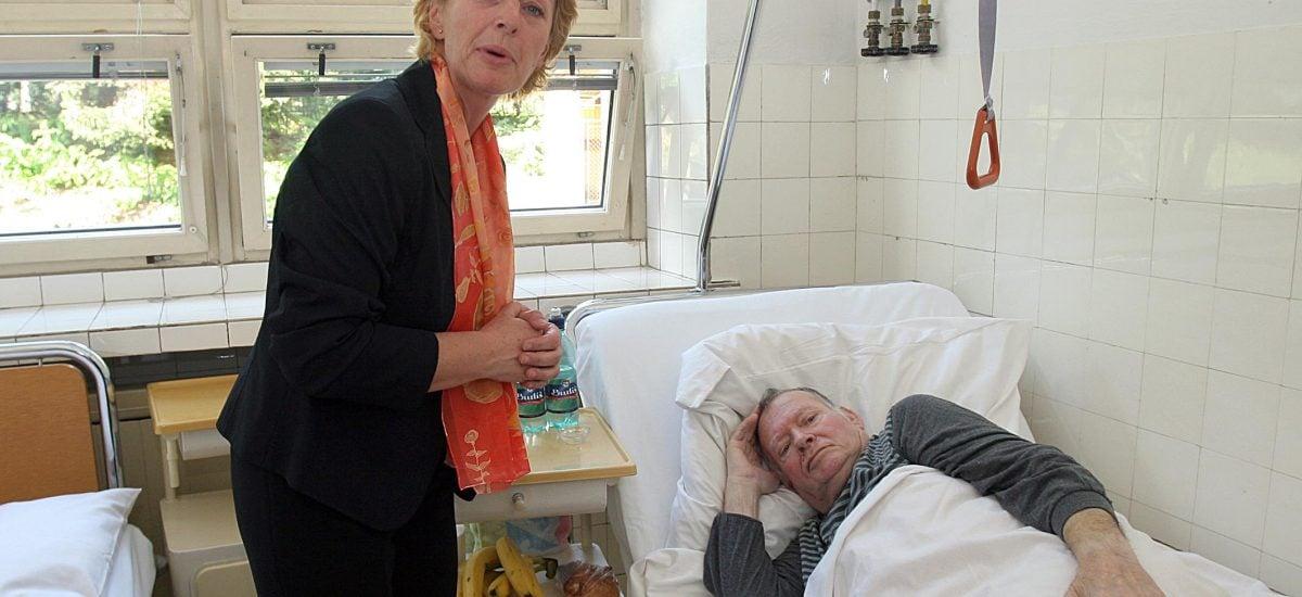 Pobyt v nemocnici