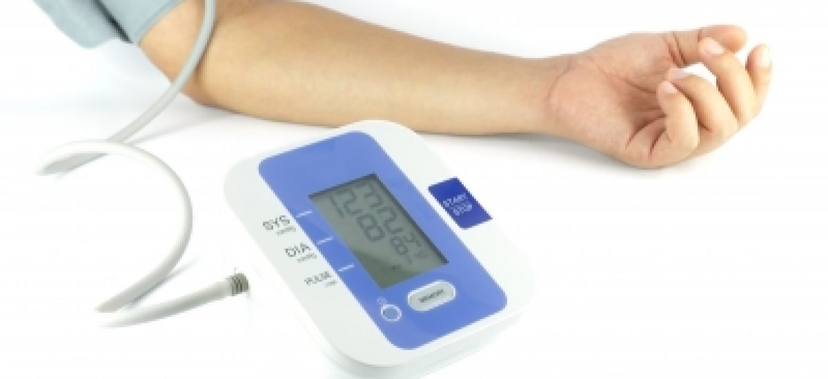 Krvný tlak