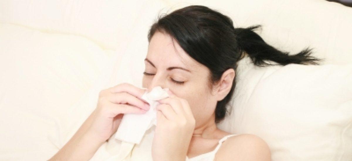 Slabá imunita