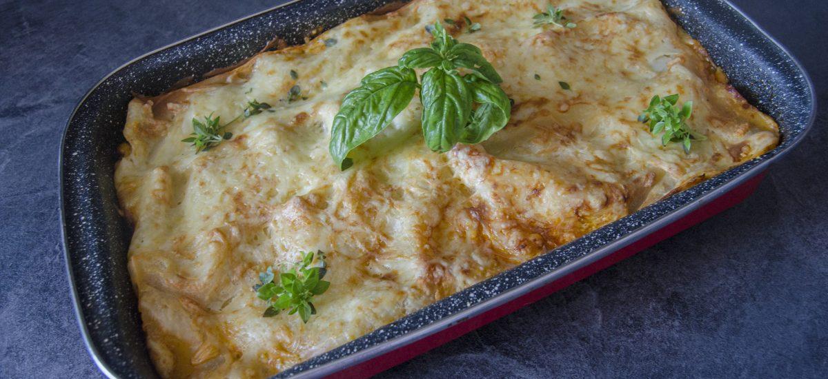 Lasagne s mletým mäsom