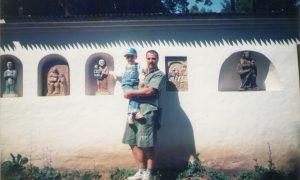 Foto: rodinný archív Michala Scheibenreifa