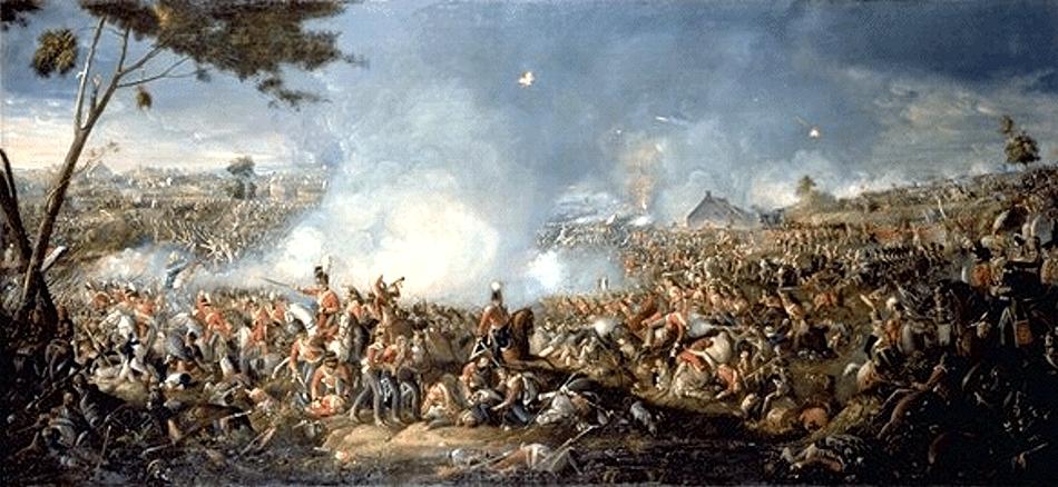 Bitka pri Waterloo