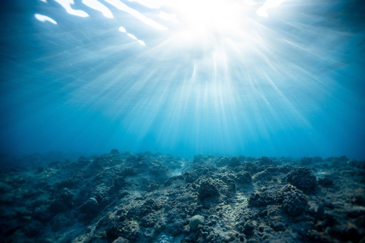 morská hlbina