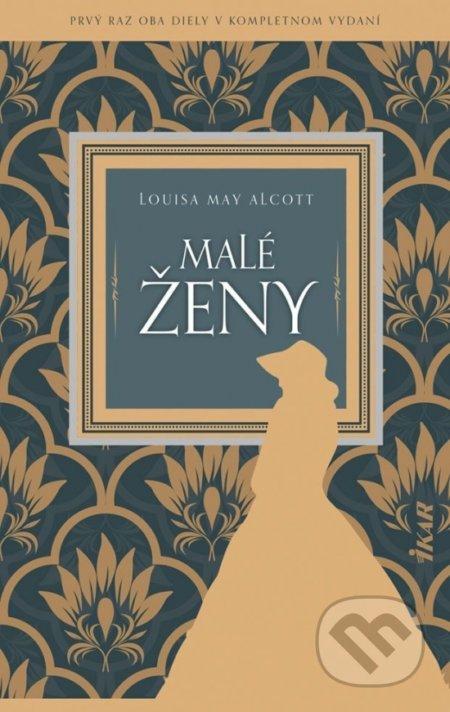 Obálka románu Malé ženy