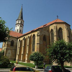 Bazilika svätého Jakuba v Levoči