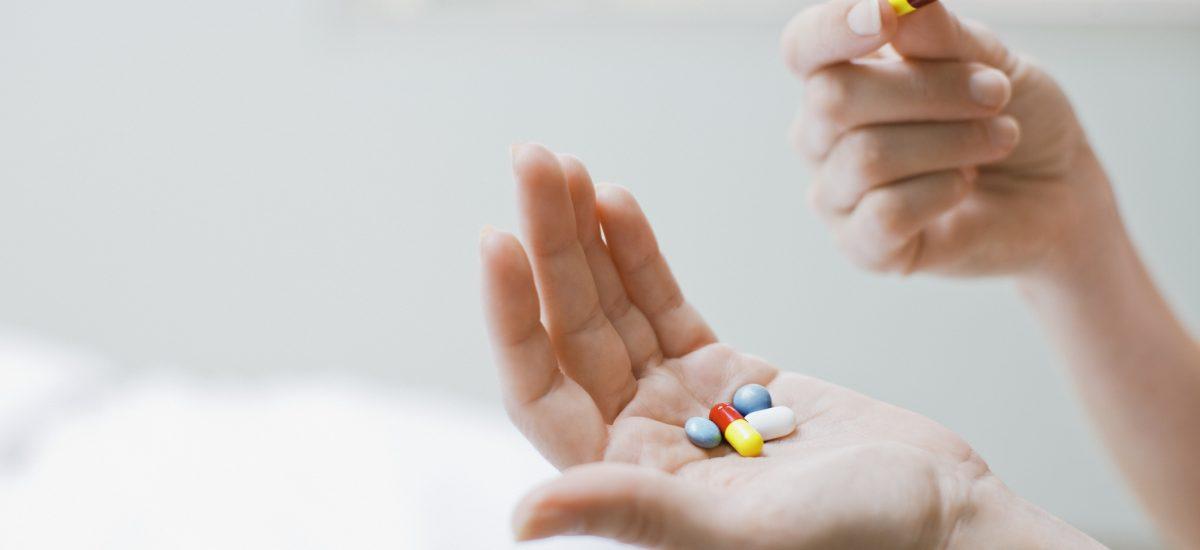 Užívanie liekov