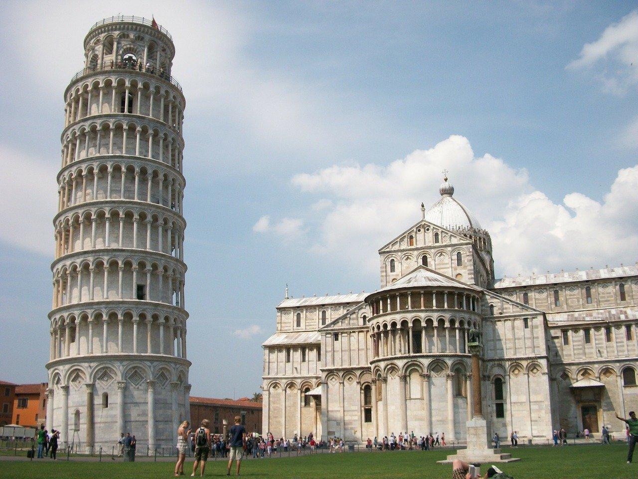 Šikmá veža