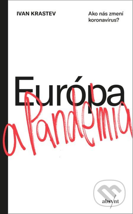 Kniha Európa a pandémia