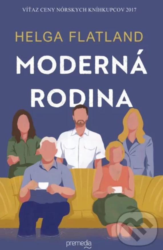 Kniha Moderná rodina