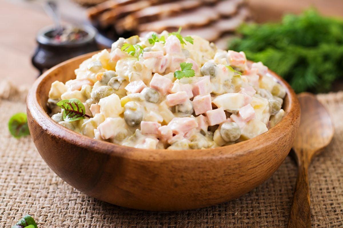 zemiaková šalát