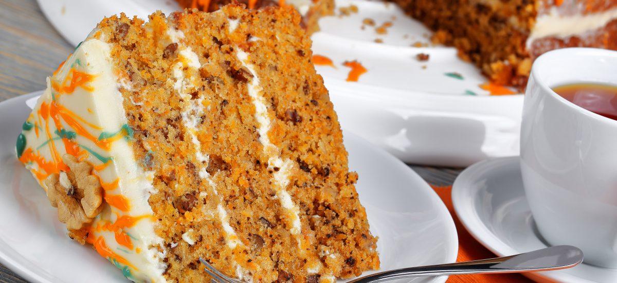 Tekvicovo-mrkvový koláč