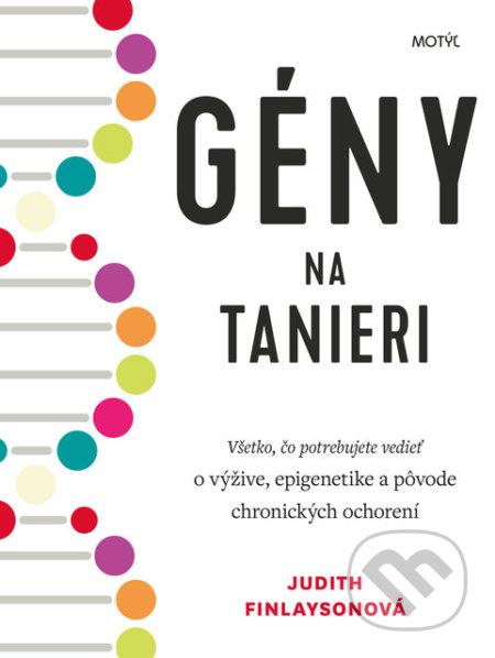 Kniha Gény na tanieri