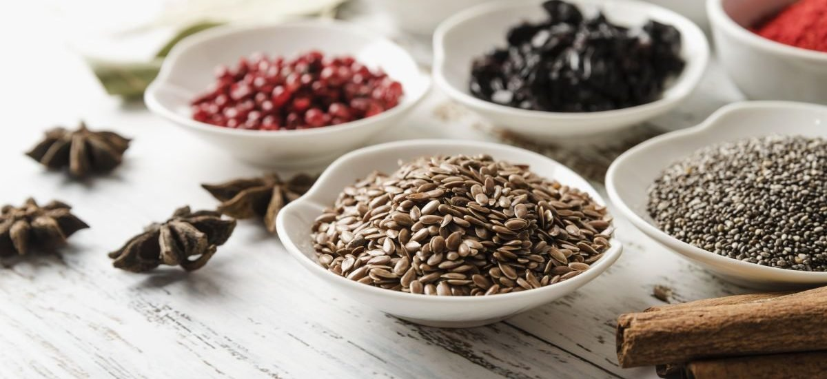 rôzne semiačka