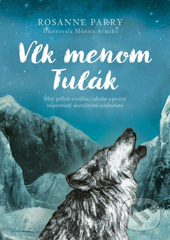 Kniha Vlk menom Tulák
