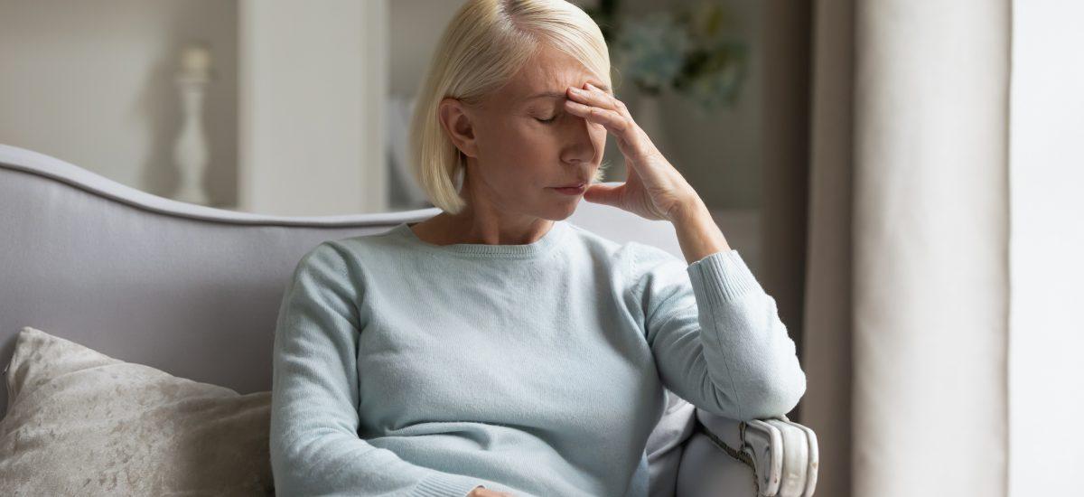Frustrovaná žena