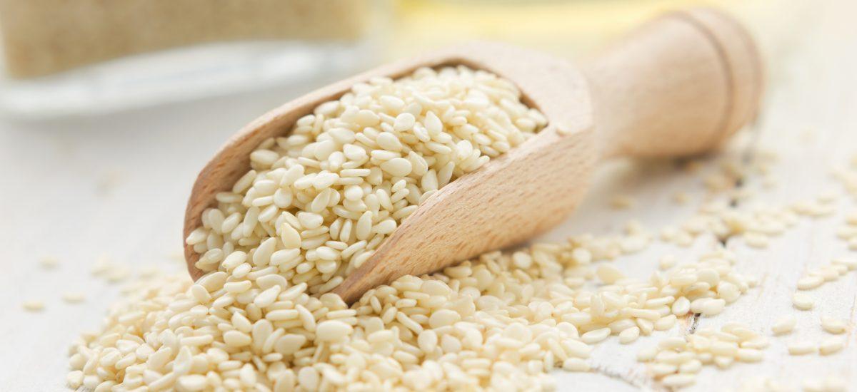 Sezamové semienka a olej