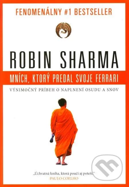 Kniha Mních, ktorý predal svoje Ferrari