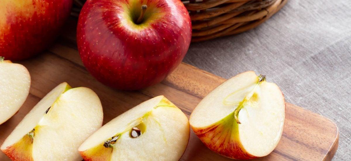 Kúska jablka