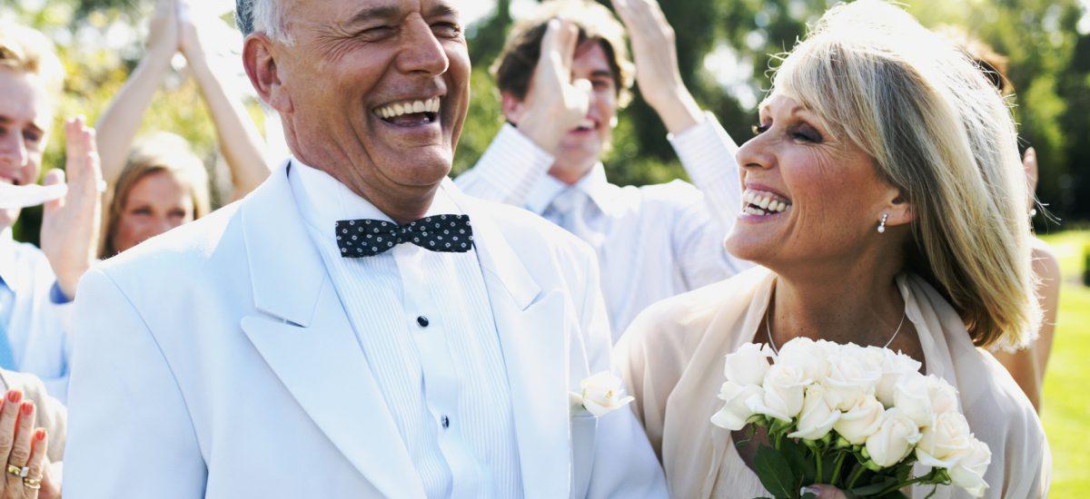 svadba po 40-tke