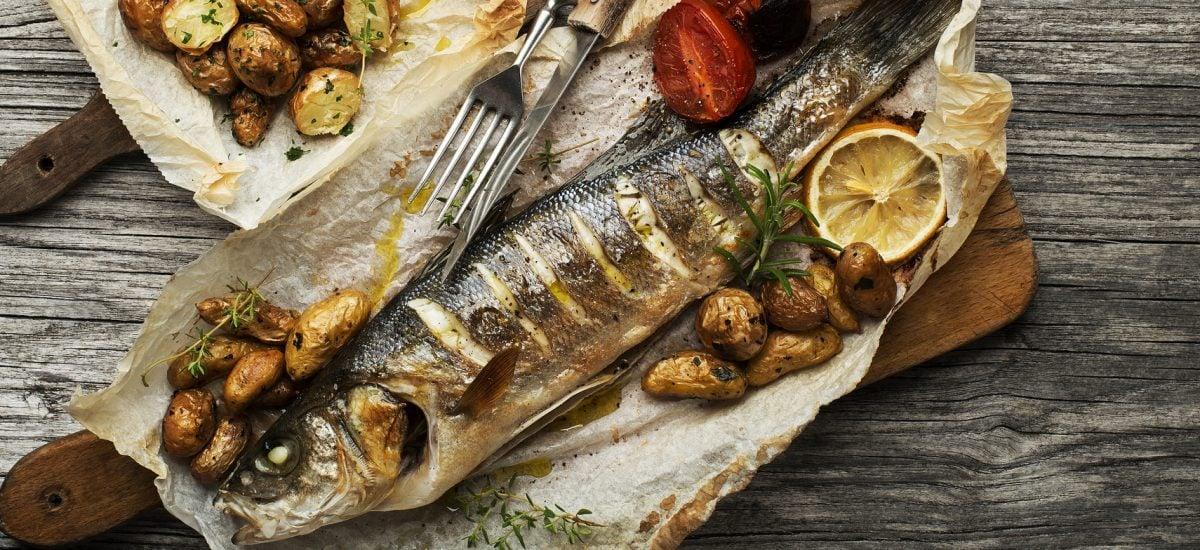 ako grilovať ryby