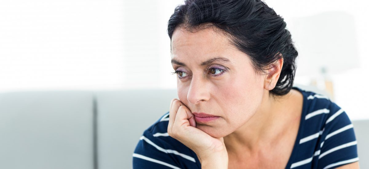 Nešťastná žena