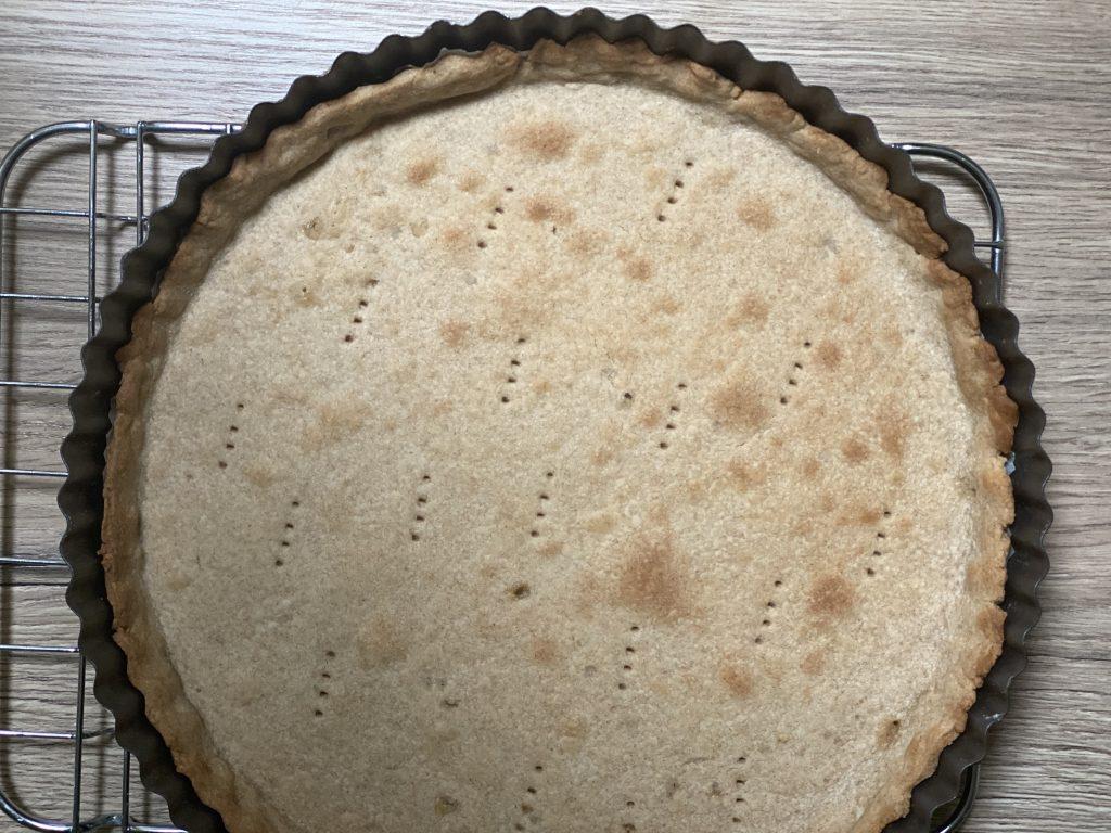 rebarbornový koláč