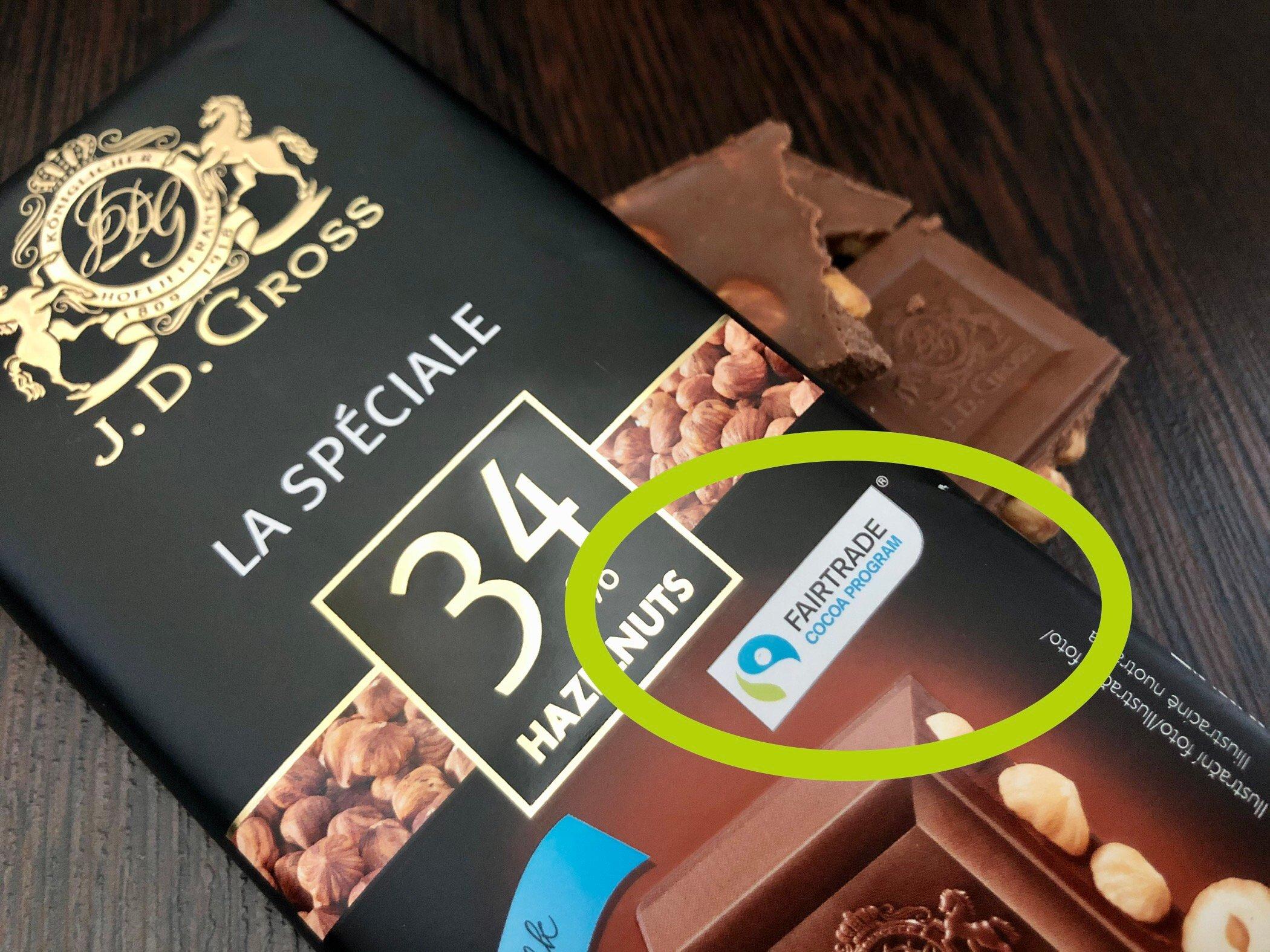 Lidl Fairtrade.