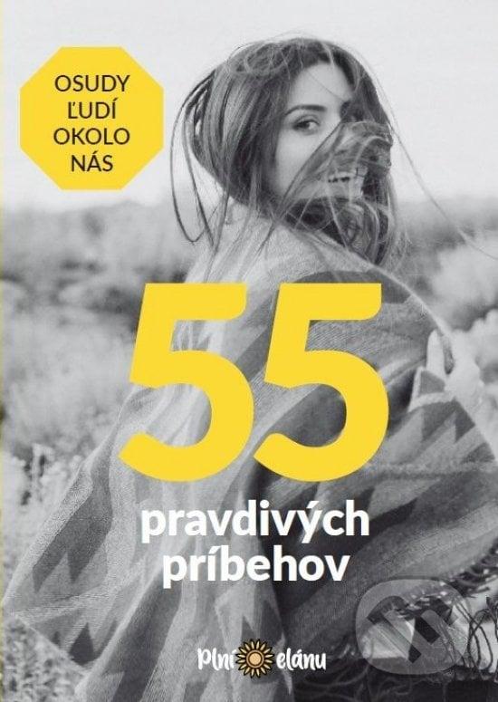 Kniha 55 pravdivých príbehov